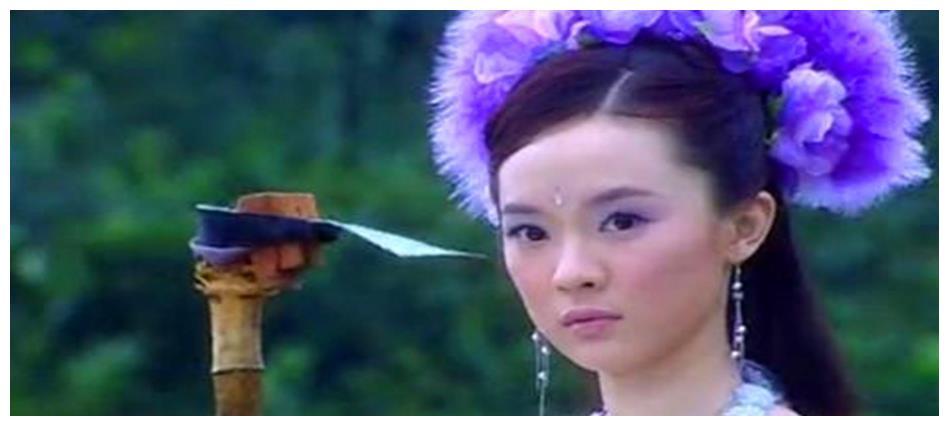 我认出了霍思燕,却没有认出赵丽颖,当年这部剧真的是卧虎藏龙