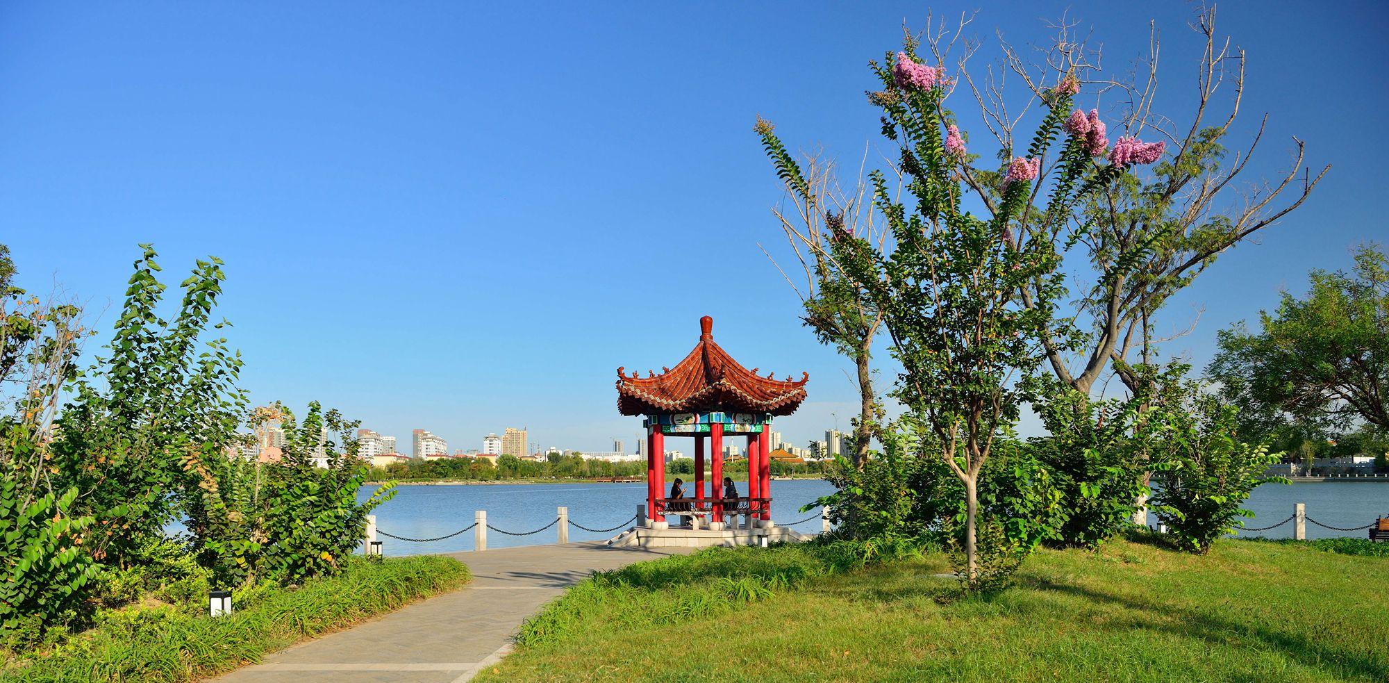 江北水城,宜居家园