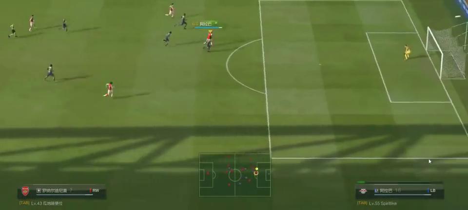 FIFA罗本不老,助攻帽子戏法,J罗梅开二度