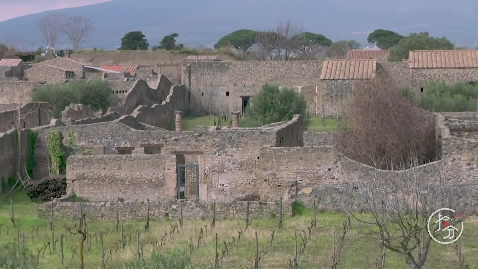 270年的考古发掘后 庞贝古城重见天日 神秘的古城故事就此揭开!