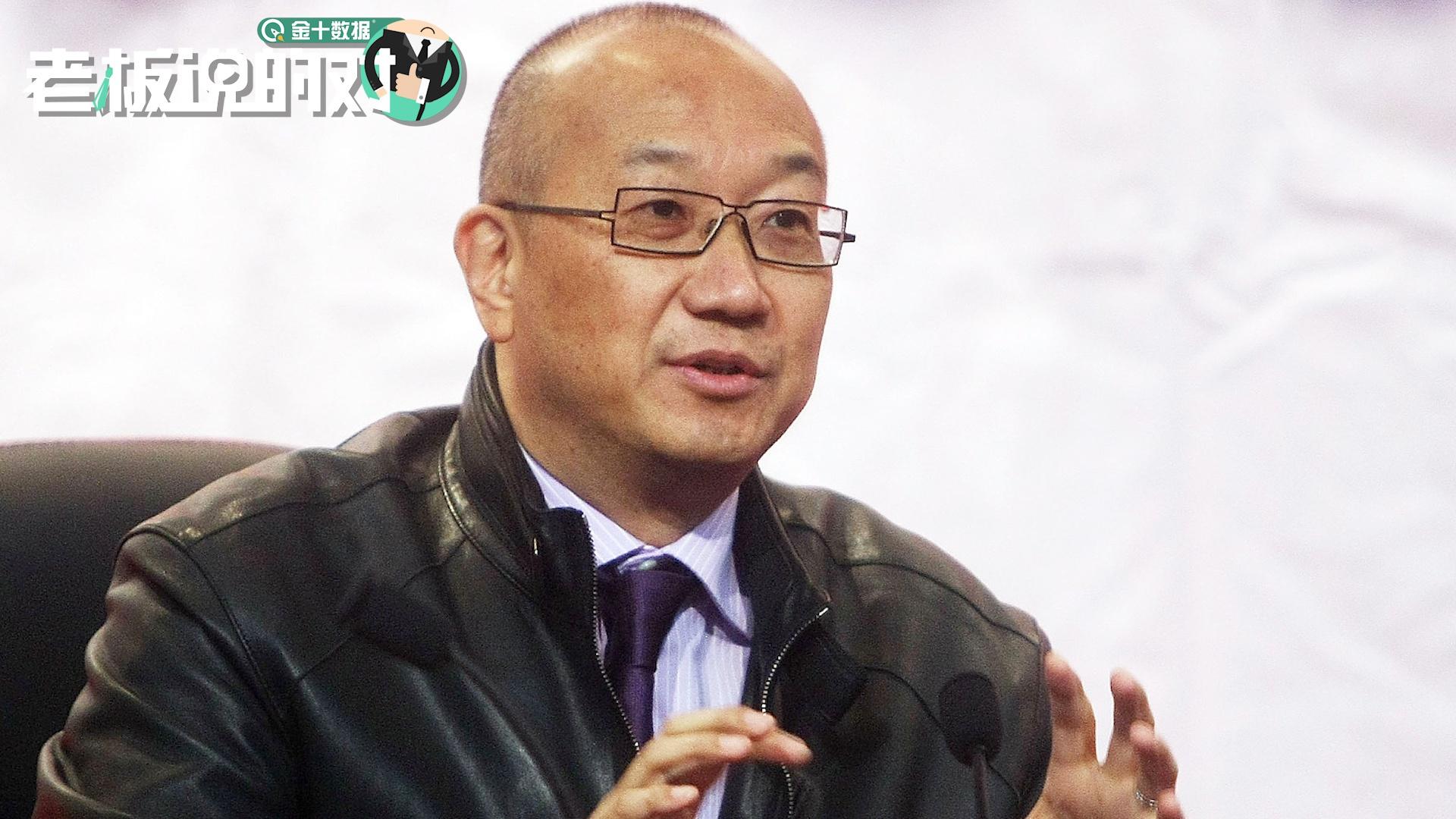 冯仑对话洪晃:铤而走险、破产、爆仓的公司,领导大都是男的!