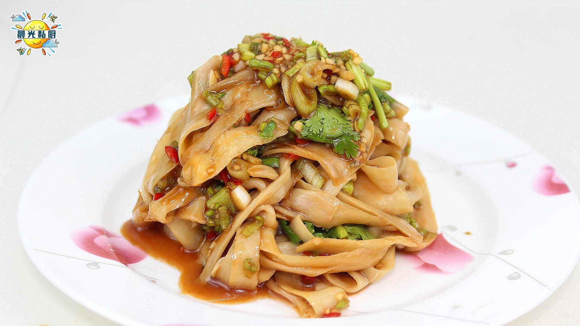 开胃小菜:凉拌杏鲍菇,零厨艺也能做的下酒小凉菜,好吃又简单