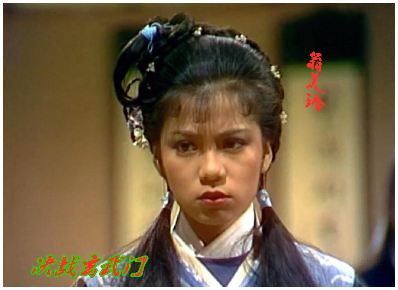 翁美玲搭档过情侣的演员,梁朝伟、郑少秋、黄日华,谁和她最般配