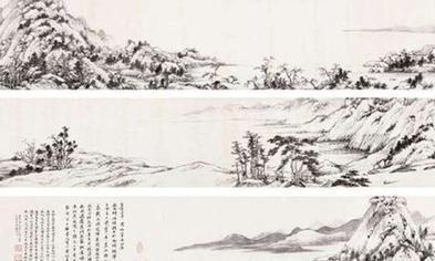 都知富春山居图是国宝,但关于这幅画的传奇故事,很多人却不知道