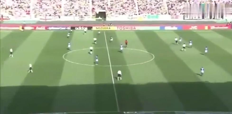 02世界杯经典,巴西VS英格兰,小罗一战成名