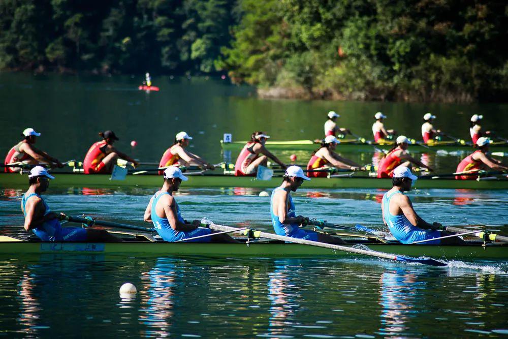 """2020""""建行杯""""全国皮划艇、赛艇秋季冠军赛即将开赛"""