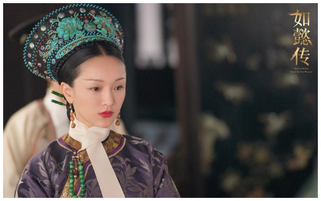 如懿传:如懿故意支开容佩去换新茶,是她最后的温柔!更为了解脱