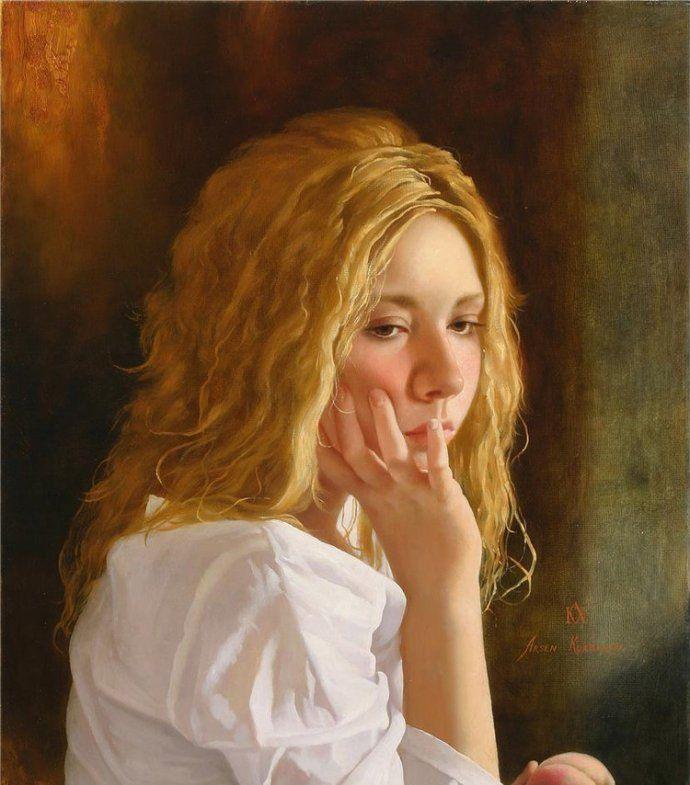 达吉斯坦画家阿森·卡巴诺夫油画作品选集