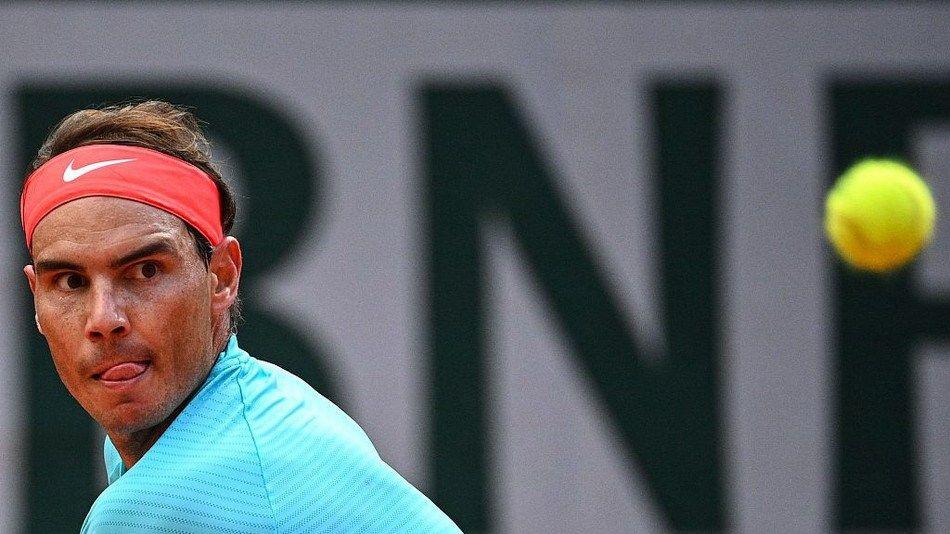 纳达尔3-0横扫施瓦茨曼,不失一盘!第13次闯入法网男单决赛
