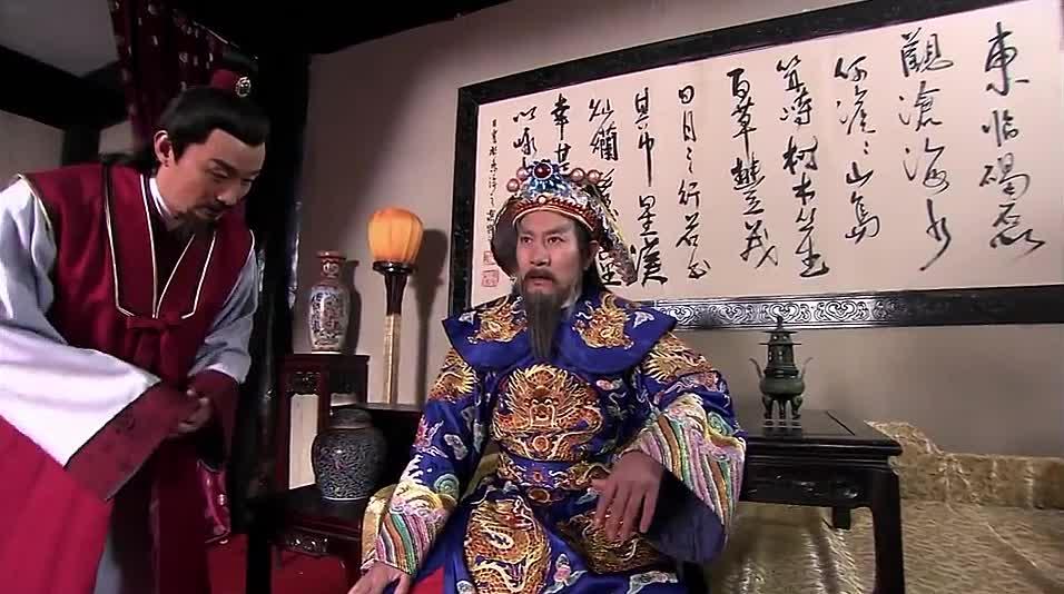 包青天:林通判被无辜处斩,展昭将其从斩刀下救回,帅气!