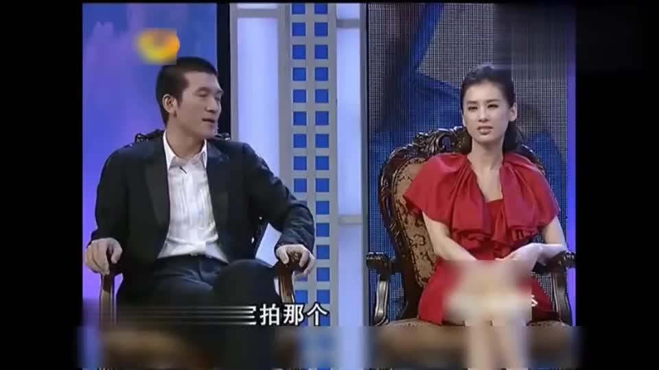 李湘问杨子黄圣依谁说了算?这个回答直接说明家庭地位和智商!
