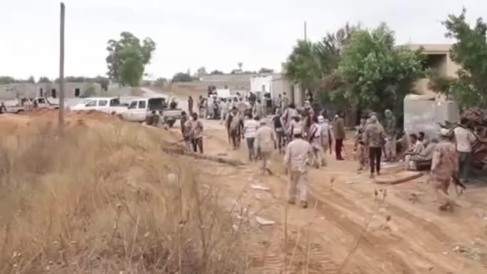 利比亚局势发生逆转,哈夫塔尔损兵折将,俄罗斯也无力回天
