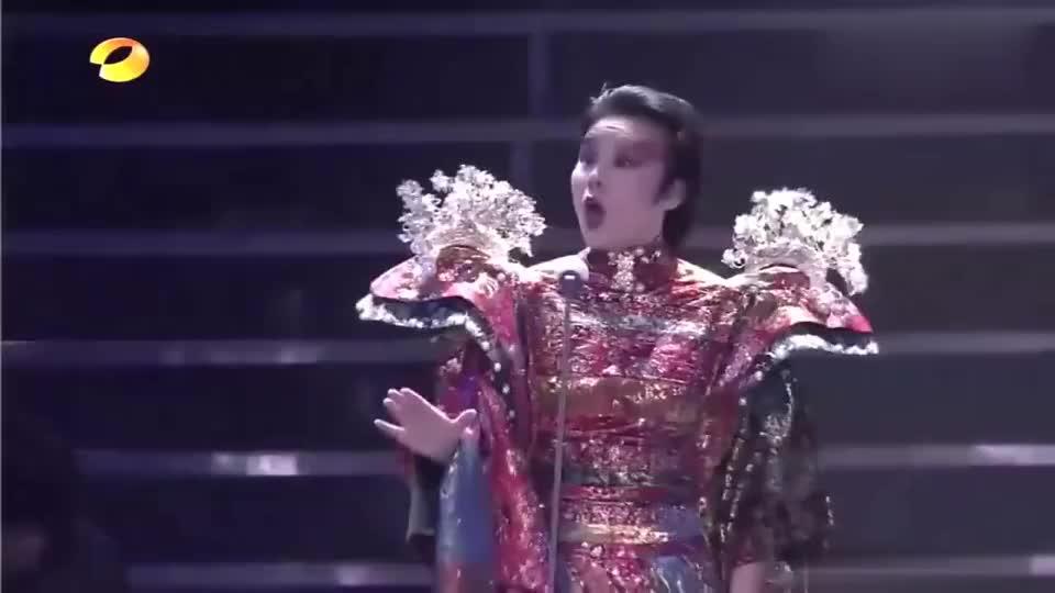 一首让王菲甘拜下风的歌,龚琳娜不愧是神曲女王,太经典了!