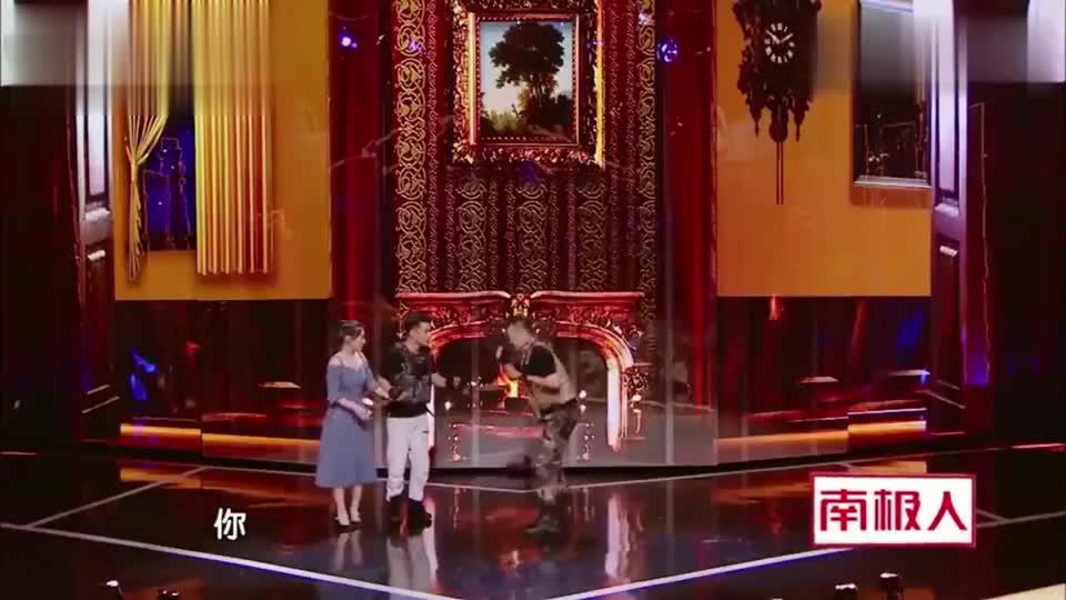 张晨光上节目,却不知潘阳就是潘长江的女儿,顿时好尴尬!