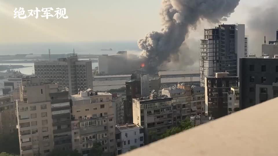 贝鲁特爆炸牵动各国,以色列却按捺不住出手,怒火再度被点燃