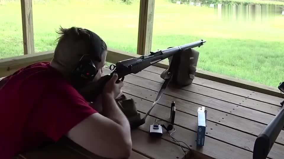 施密特鲁宾步枪,K31的前身,威力惊人!