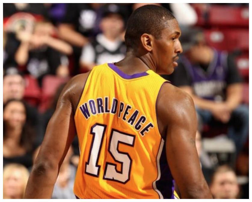 阿泰斯特:04活塞是NBA历史前五球队 能击败任何球队