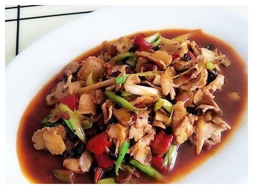 酱香回锅肉,居家炖豆腐,干锅花菜五花肉,花甲猪肝的做法