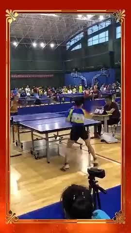 乒乓球的强大,到了赛场上,才能大展神威
