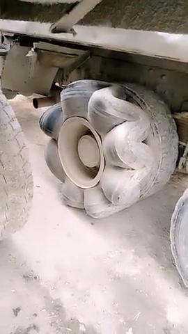 活了几十年,头一次遇到这样的轮胎!
