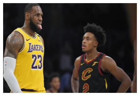 热竞技:NBA常规赛 骑士vs湖人 骑士内线长人如林