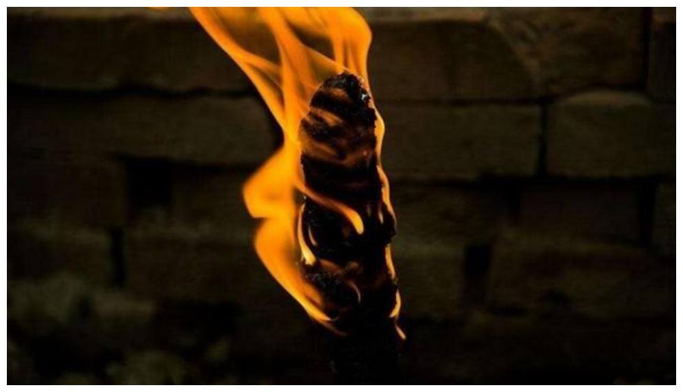 和尚烧火时悟出首禅诗,短短20个字无一生僻,却令人百思不得其解
