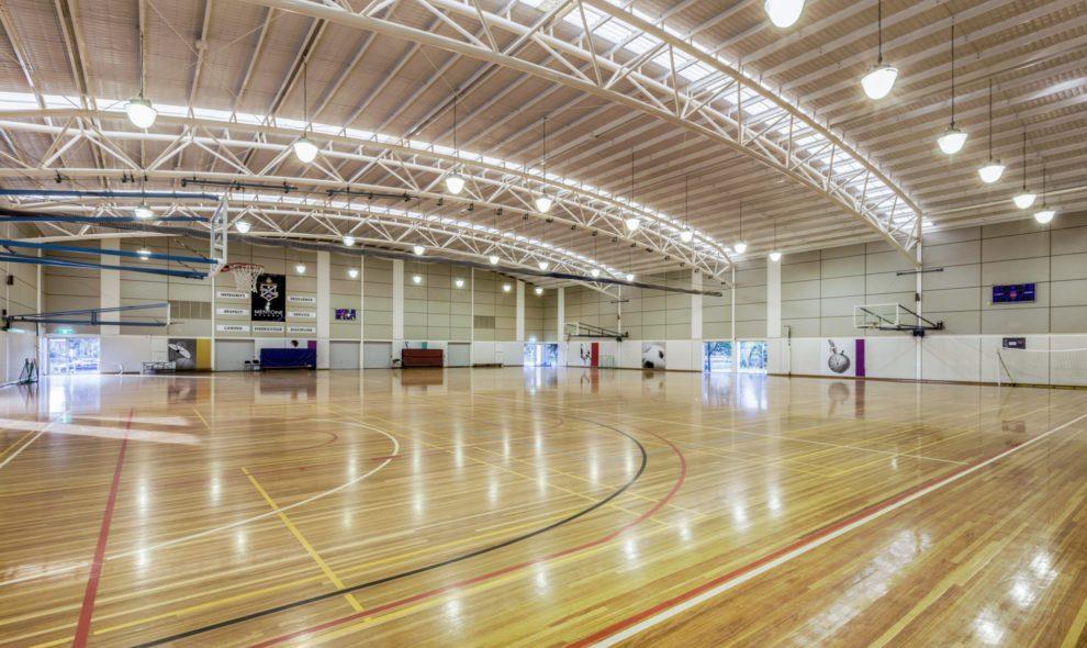 篮球馆木地板不同的安装方式带来不同的运动体验