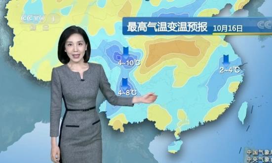 大范围降雨覆盖南方,小雨 中雨 大雨广泛,气温低迷