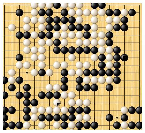 农心杯后柯洁首下网棋 遭韩大锤两连杀 AI吻合度暴露一问题