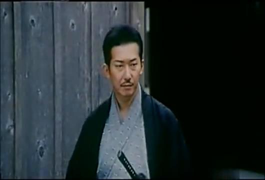 日本武士误会了禅空大师,与他决斗