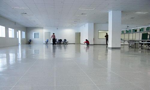 超耐磨PVC防静电地板的优点