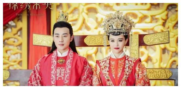 古装婚礼造型最美女星,杨紫惊艳,杨幂仙美,赵丽颖古典气息十足