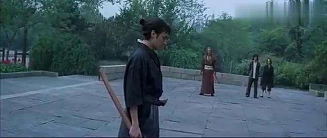金敖与无敌决斗,华英雄在旁观看,这特效我给满分