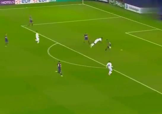 体育:今晨法国杯巴黎又打疯了,42胜甘冈晋级,回看6粒疯狂进球