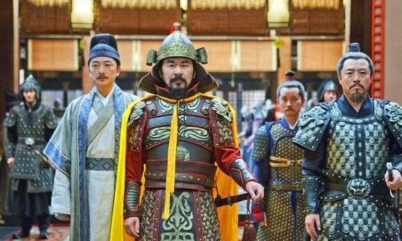 历史上武力值最高的三位皇帝,第一毫无争议,第三你应该想不到