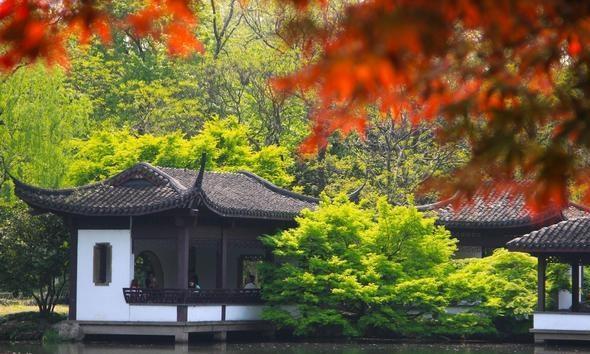 天堂苏杭是极美的地方,如果你长寿,为什么选择苏州不是杭州