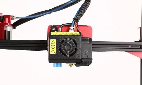 创想三维:关于3D打印机影响精度的五大因素