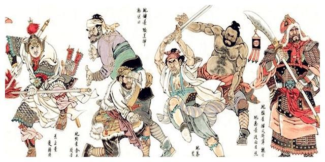 陕西人是什么性格?施耐庵见多识广,对陕西一带的民情就颇有了解