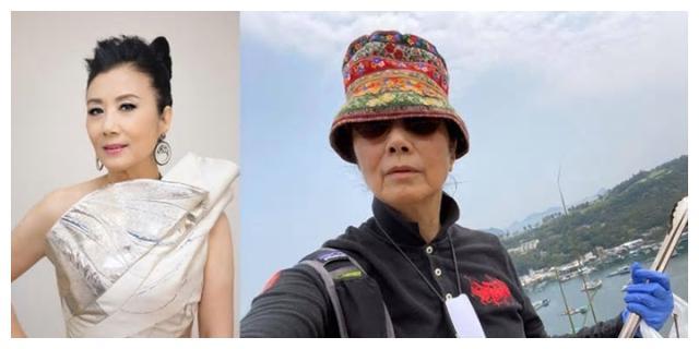 汪明荃沙滩跑步捡垃圾,72岁活力满满,但因未戴口罩被网友提醒
