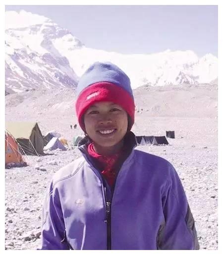 首位登上珠峰的汉族女性竟然是连平人!