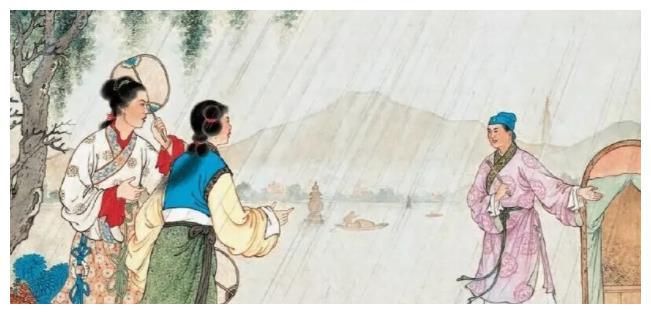 拿掉赵雅芝那版滤镜,白蛇许仙都挺渣,他俩的婚姻也是各取所需