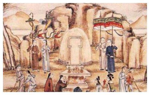 朱元璋女儿,福清公主墓被发现,里面却住着活人,真相让人心酸!