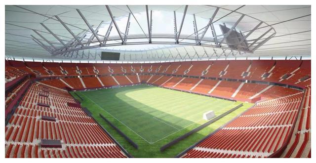 观赛体验优先,上汽浦东足球场极限容量37000人