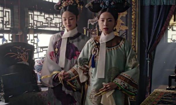 如懿传:金玉妍与皇后讨论王钦的婚事,为何选择的莲心不是素练