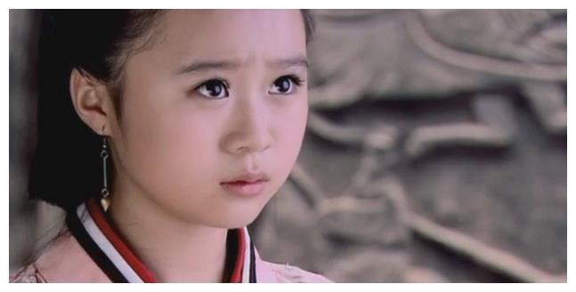 童星董慧6岁出道,认林心如为干妈,被于正捧红