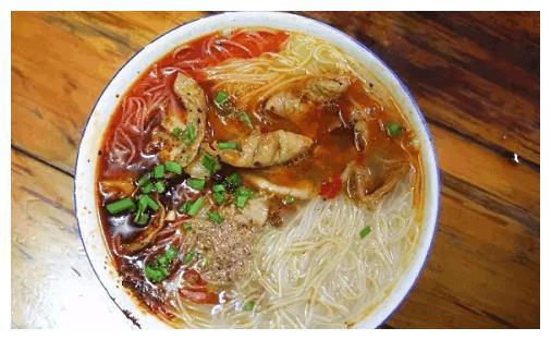 四川最好吃的10碗米粉,本地人视为美味,外地食客吃完大为称赞