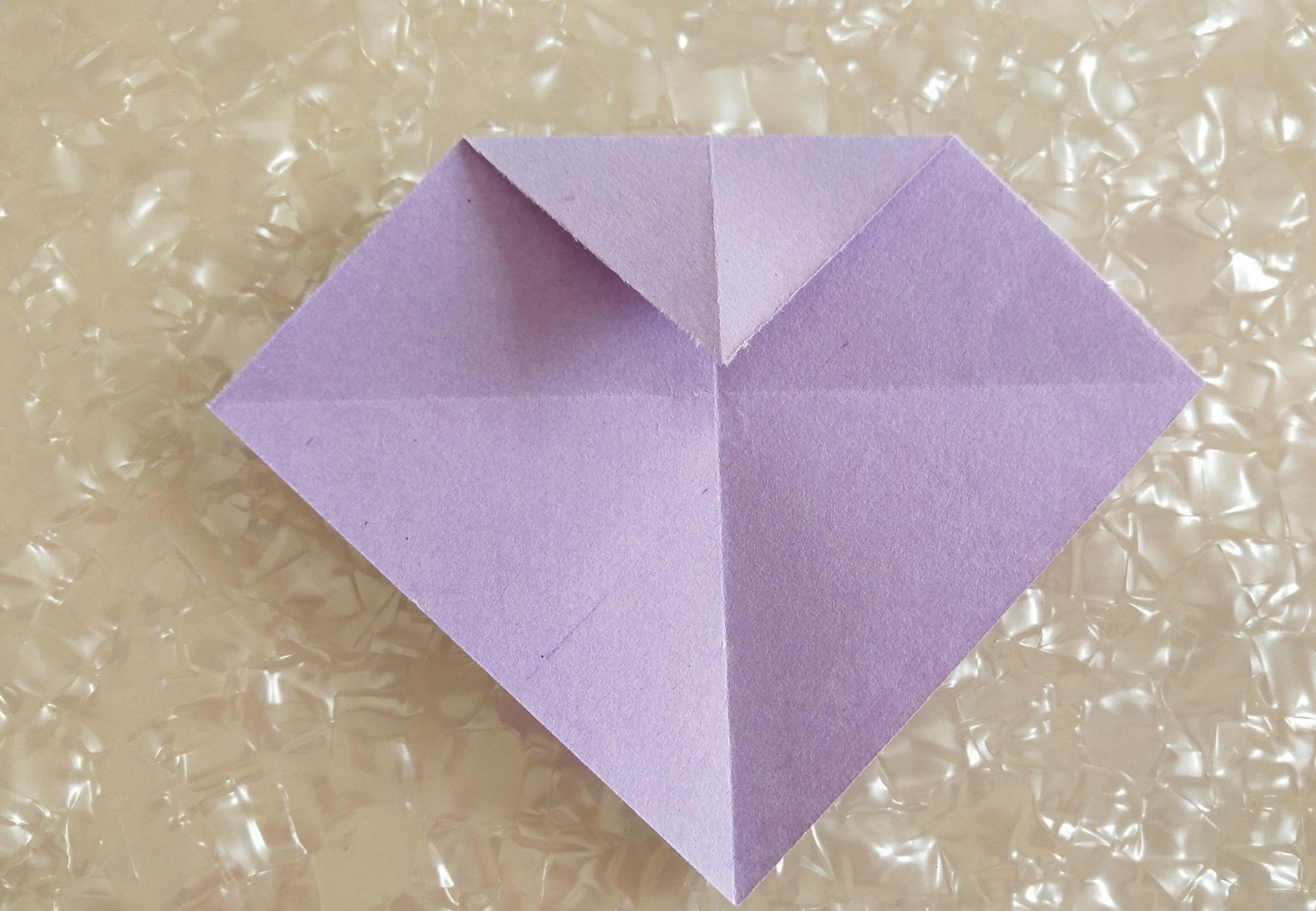 非常简单的吸血鬼折纸,快来学习吧