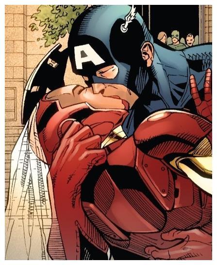 漫威五大奇闻异事,钢铁侠曾经跟美队结婚,灭霸拯救过世界!