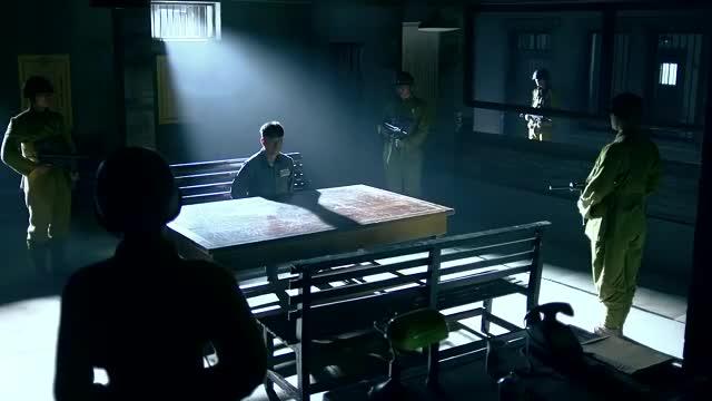 一代枭雄:二泉探望辅堂,并且告知立雪病重