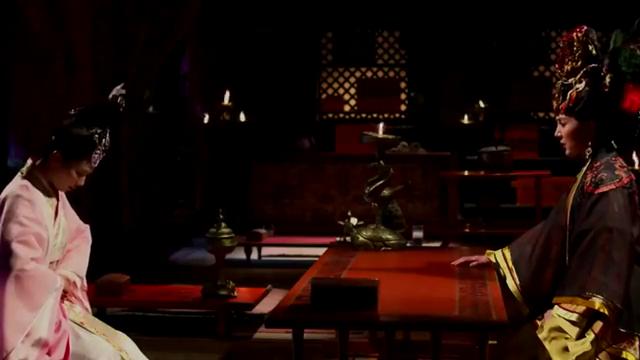芈月传:孙俪代替刘涛领舞,威后知道后,并不打算责罚还要成全她